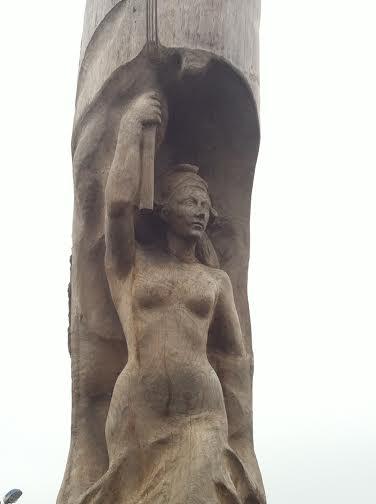 Marianne, 5m80, Montjean/Loire, 2012