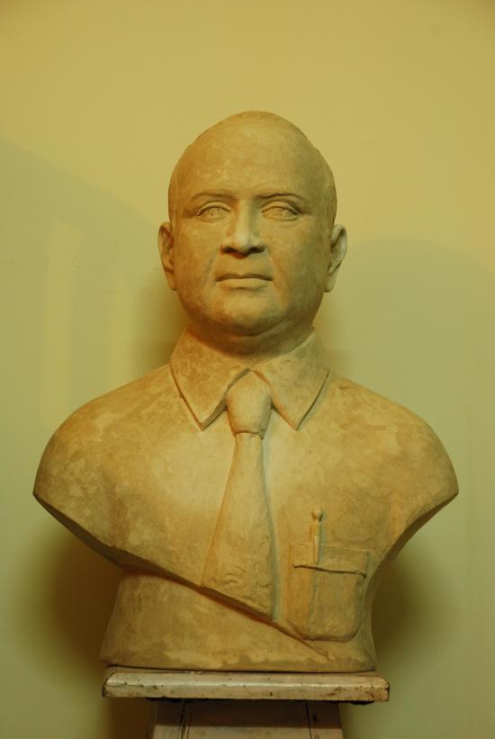 Dr Chaurasia, plâtre