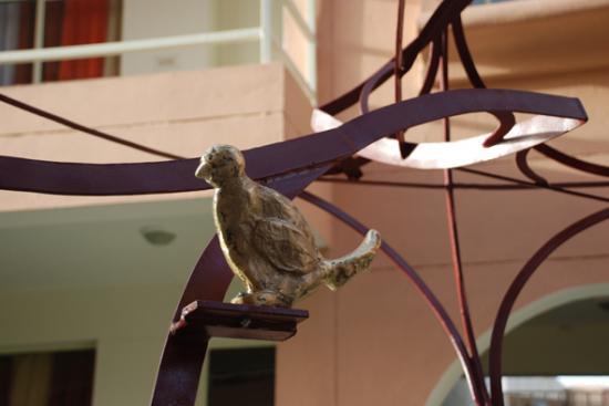 La conférence des oiseaux selon Attar, détail