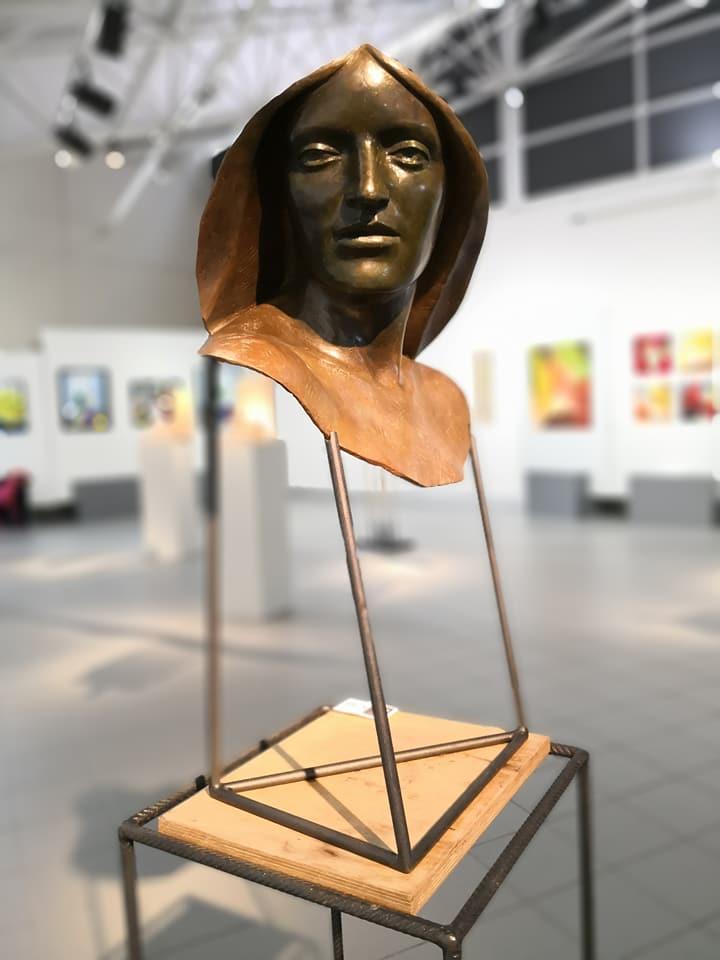 Exposition collectif Art de Bretagne, 25 avril au  mai 2018, Guérande