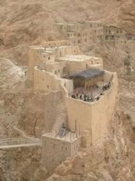 Deir Mar Musa al Habashi, VIth century, Syria