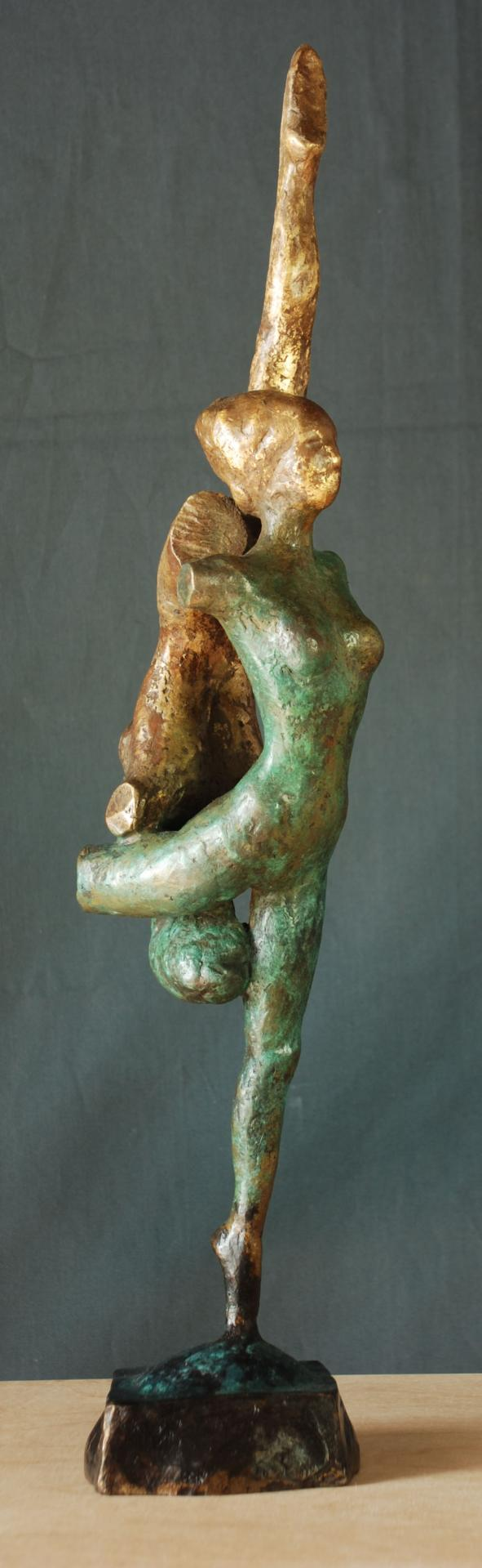 Bronze, h:30cm