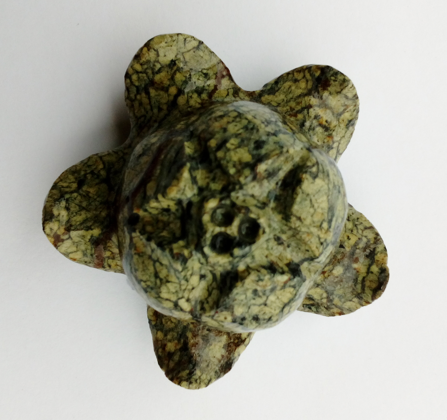 Lotus, Serpentinite