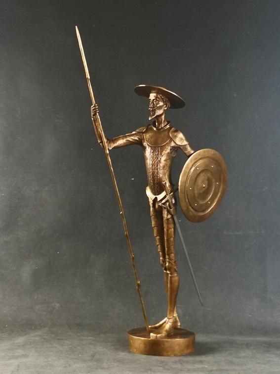 Don Quichote, réalisé de A à Z, 2019