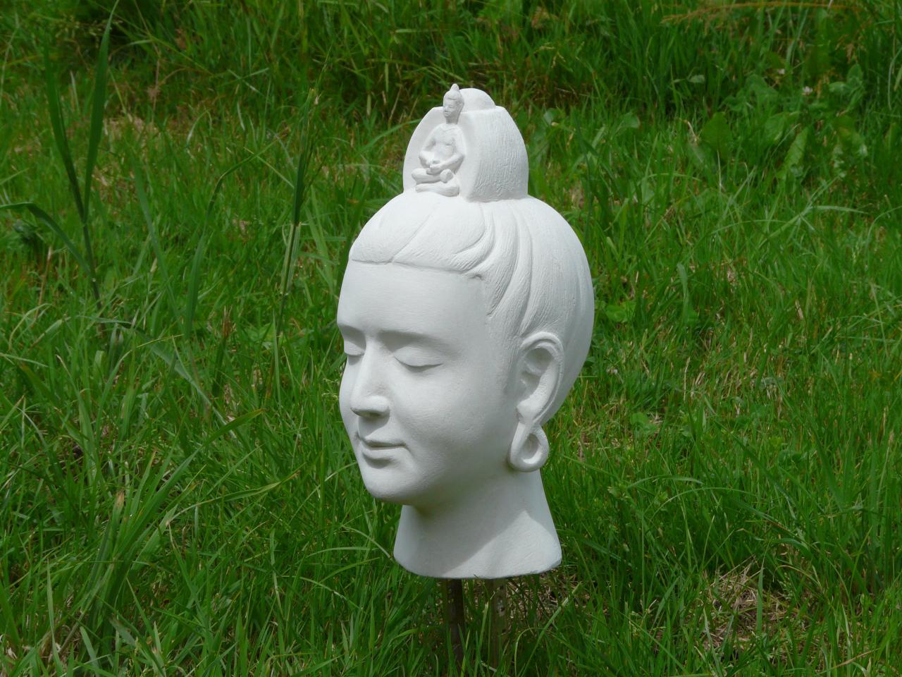 Boddha matrice plâtre