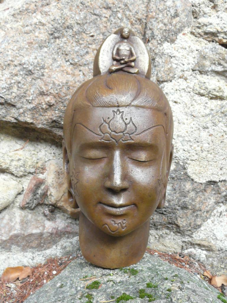 Boddha bronze