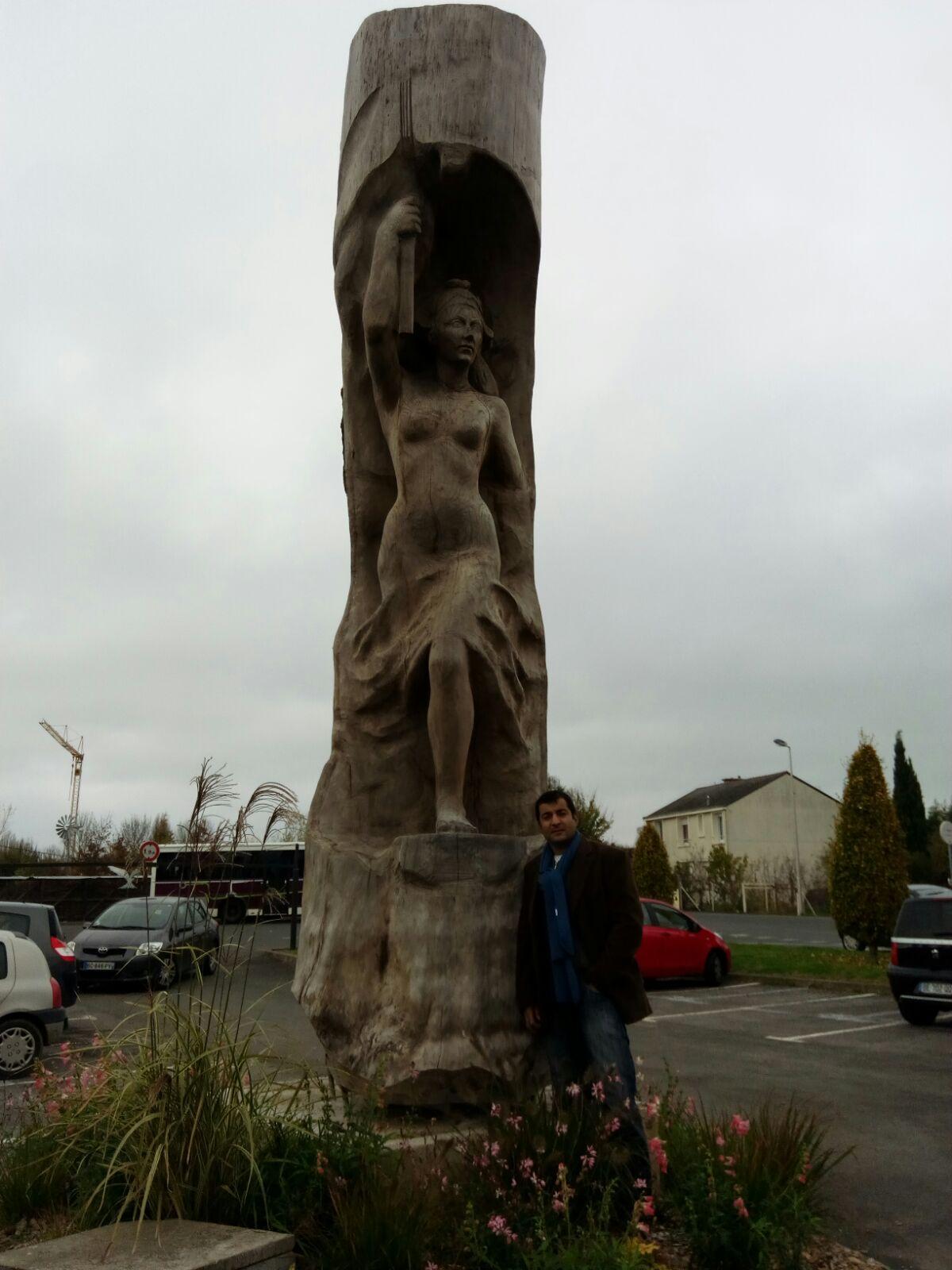 Marianne, 5m80, Montjean/Loire