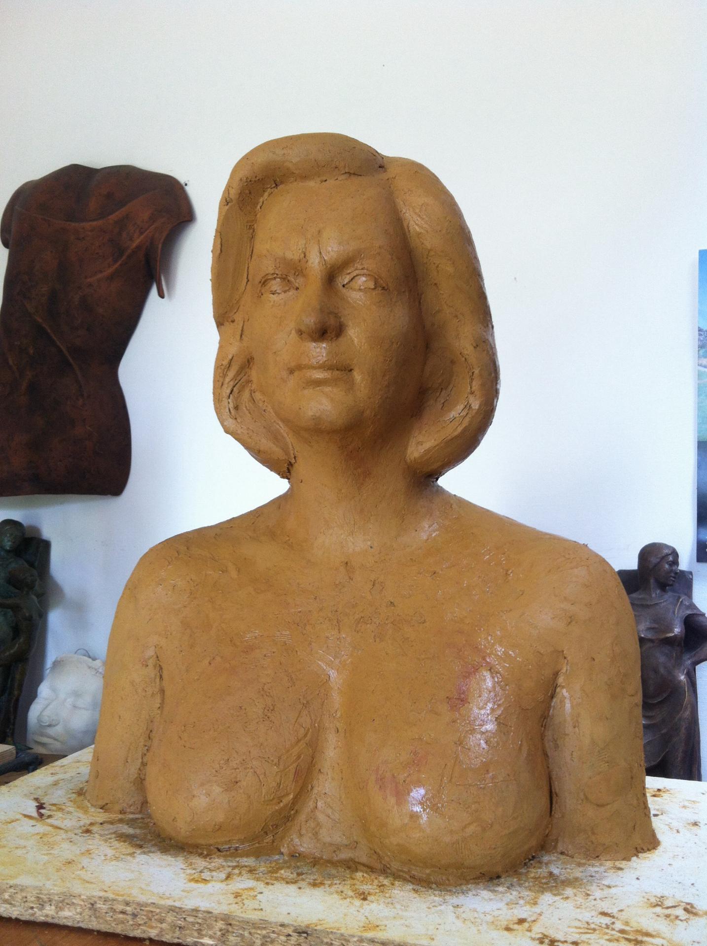 Chantal, argile pour plâtre