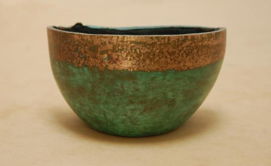 bol oryoki, bronze