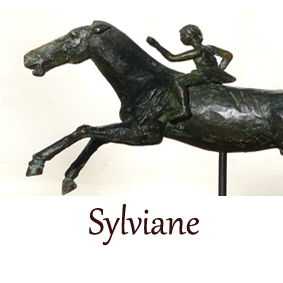 Sylviane sculptures