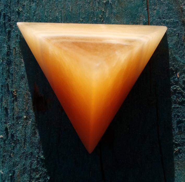 Calcite dorée