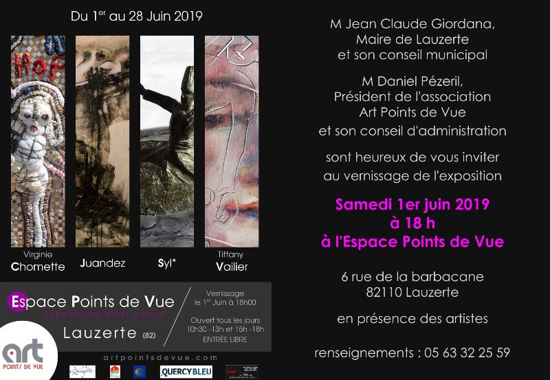Art Points de vue, Lauzerte